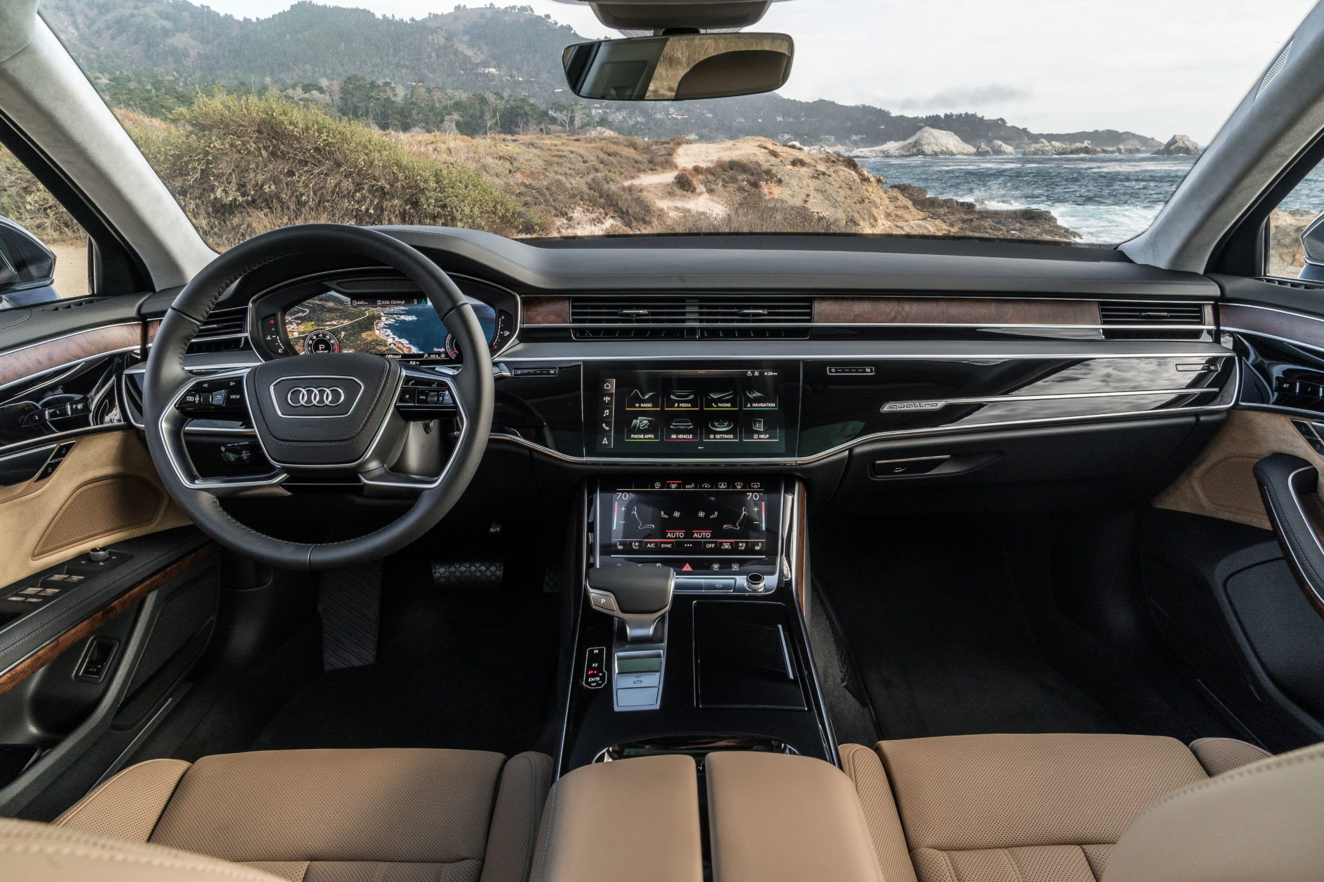 Why Buy The New 2019 Audi A8 Horch Hands On Review Autogravity