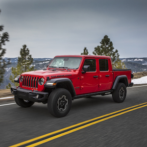 2020 Jeep Gladiator Brings Pickup Back to Jeep