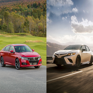 Honda Accord vs. Toyota Camry: Which Car is Right For Me?