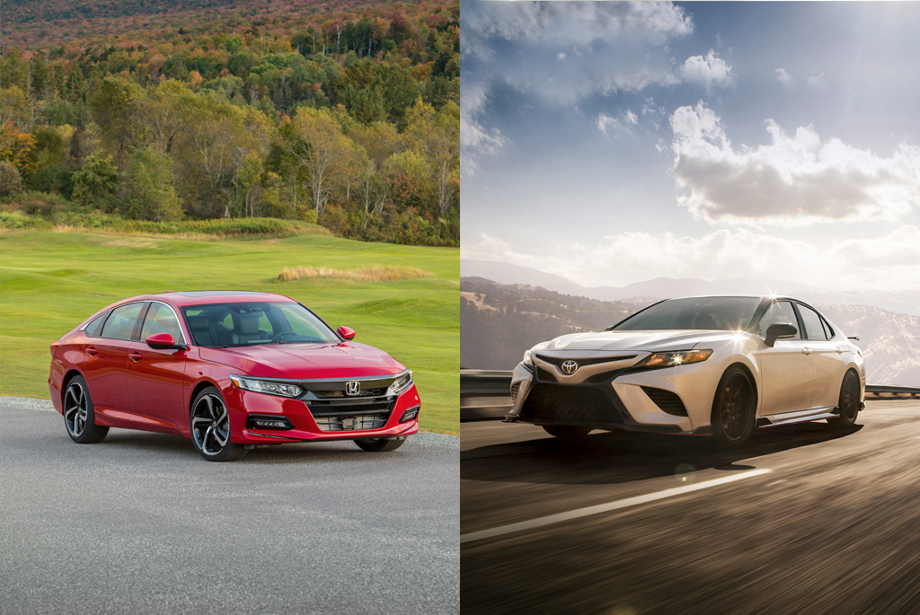 Accord Vs Camry >> Honda Accord Vs Toyota Camry Which Car Is Right For Me Autogravity