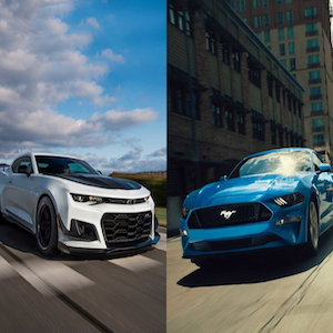 Chevrolet Camaro vs. Ford Mustang: Which Car is Right for Me?