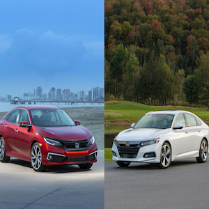Honda Civic vs. Honda Accord: Which Car is Right for Me?