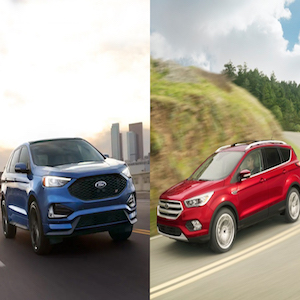 Ford Edge vs. Ford Escape: Which Car is Right For Me?