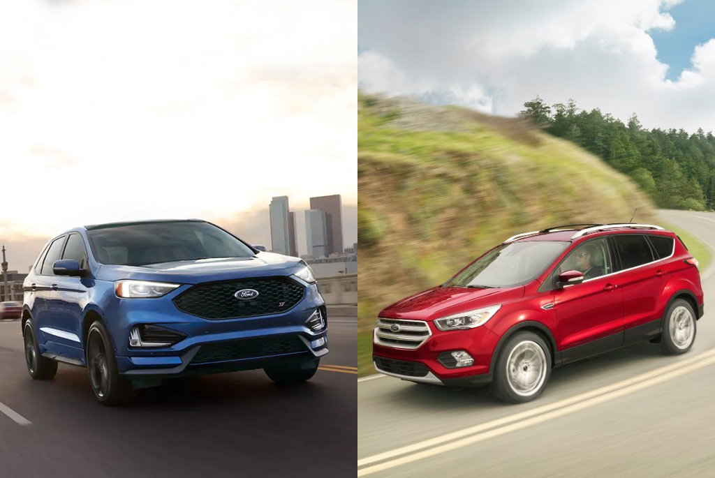 Ford Edge Vs Escape >> Ford Edge Vs Ford Escape Which Car Is Right For Me