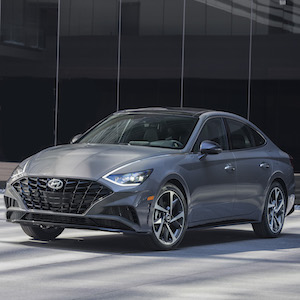 2020 Hyundai Sonata: Good Looking and Tech Packed