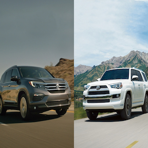Honda Pilot vs. Toyota Highlander: Which Car is Right For Me?