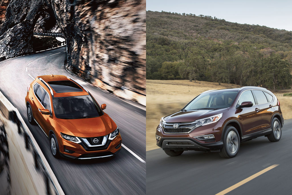 Nissan Rogue vs. Honda CR-V: Which Car is Right For Me?
