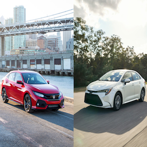 Toyota Corolla vs. Honda Civic: Which Car is Right For Me?