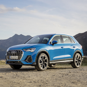 Audi Q3: First Drive, New Luxury