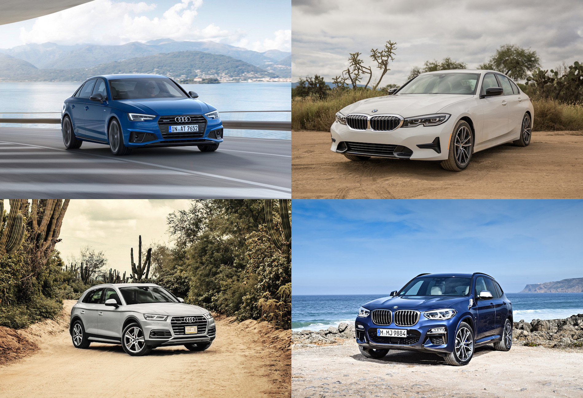 Audi vs. BMW (Which Is the Right Luxury Car for You ... | what car is better audi or bmw