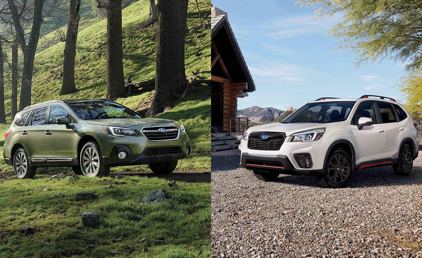 Forester Vs Outback >> Subaru Outback Vs Forester Which Car Is Right For Me