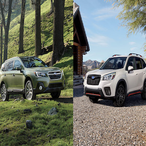 Subaru Outback vs. Subaru Forester: Which Car is Right For Me?