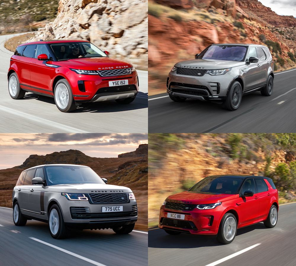 Range Rover Vs Land Rover >> Range Rover Vs Land Rover Same Company Different Ideas