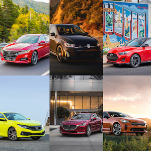 Best Cars for 2019 (Selected by Pros)