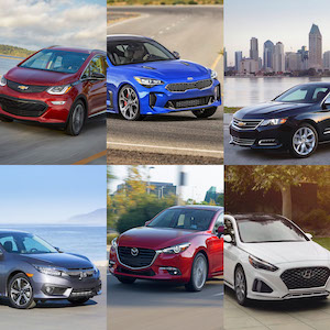 Best Cars of 2018 (A Pro's Selection)