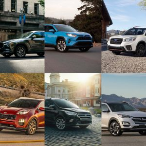 Best Compact SUVs of 2019 Featured Image