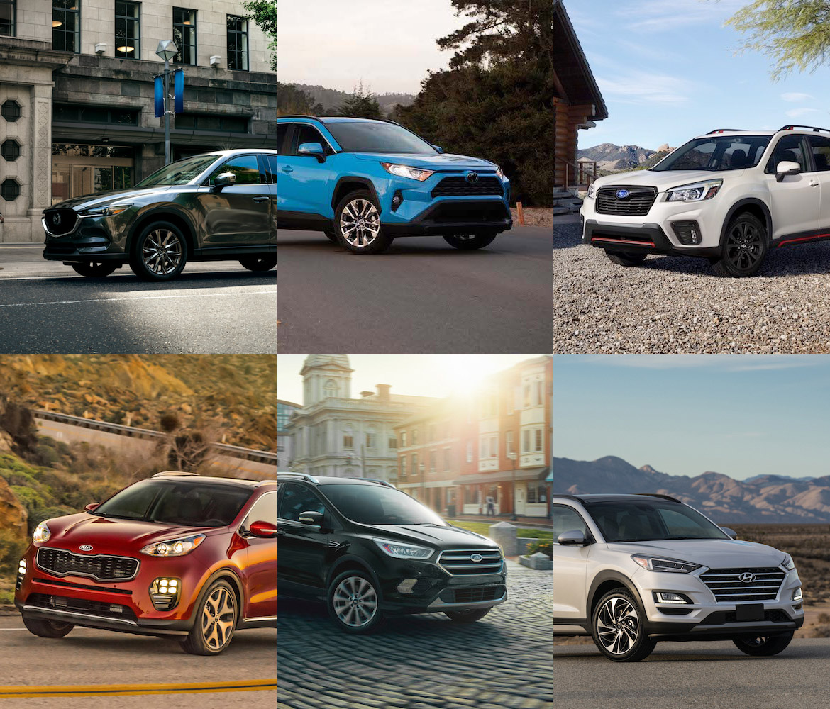 Best Compact SUVs of 2019 (Rundown from a Pro)