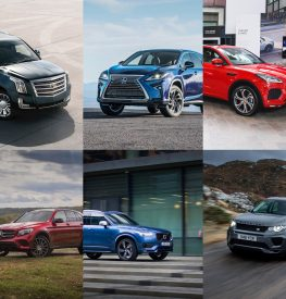 Best Luxury SUVs for 2018 Featured Image