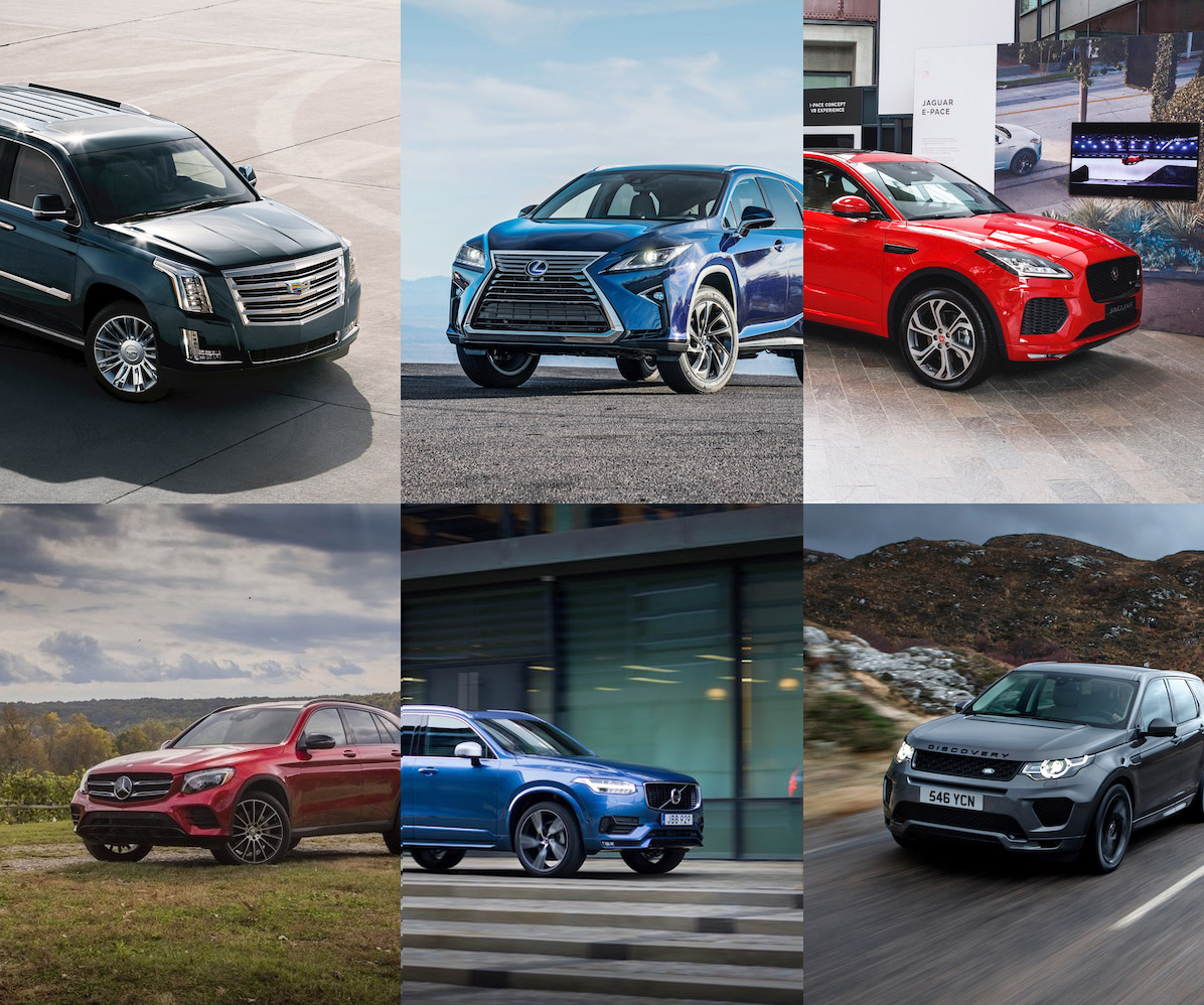 what is the best luxury suv