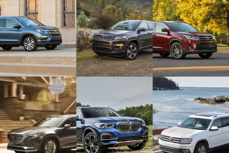 Best Midsize SUV 2018 Featured Image