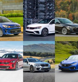 Best Sedans 2018 Featured Image