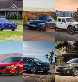 7 Best Cars to Lease Featured Image