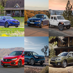 Best Cars to Lease – Making That Monthly Payment Count