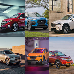 Best Compact SUVs for 2018 (Selected by Pros)