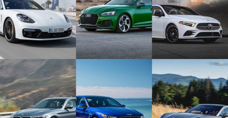 Best Luxury Cars for 2019 Featured Image