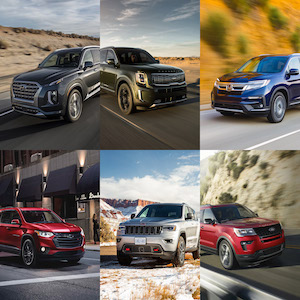 Best Midsize SUV: 2019-2020 Models Handpicked by a Pro