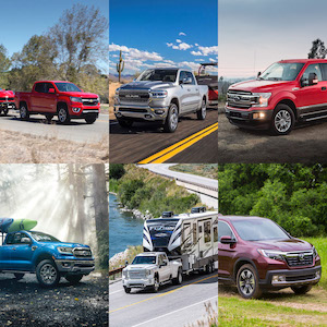 The Best Pickup Truck To Do Your Job