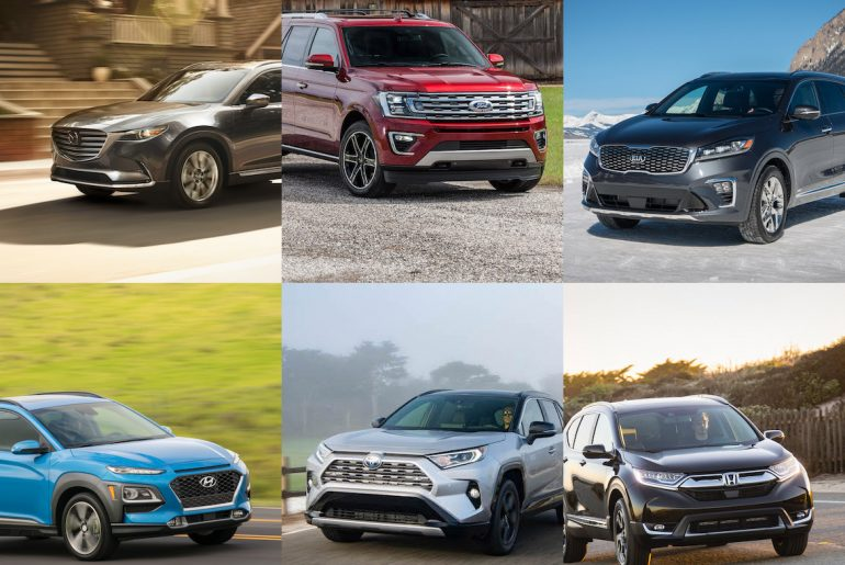 Best SUV 2018 Featured Image