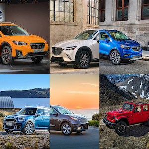 The Best Small SUV for 2018 – Good Things, Small Packages