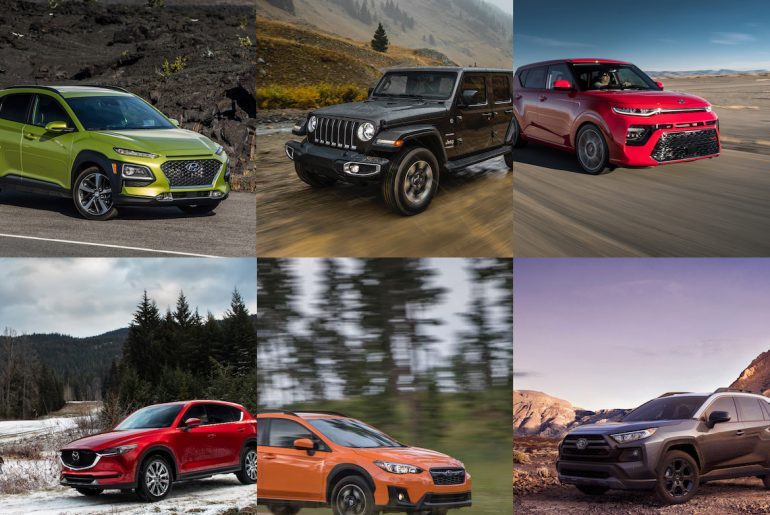 Best Small SUV Featured Image